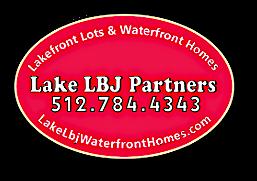 Lake LBJ Partners. Best waterfront properties on Lake LBJ