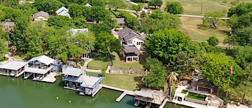 Lake LBJ Waterfront Home